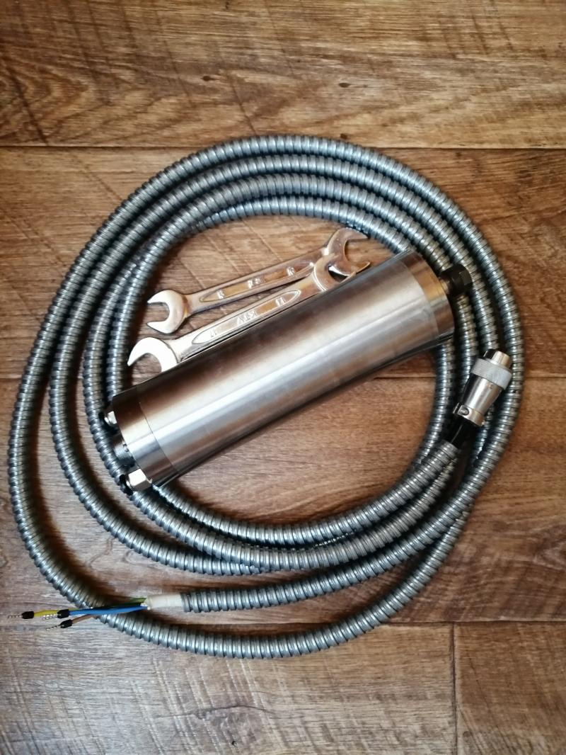 Шпиндель водяного охл. 800Вт 24000об/мин