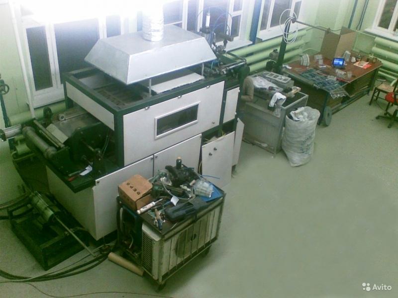 Производство одноразовой посуды и упаковки