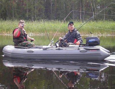 Рыболовные и сплавные туры в Карелии