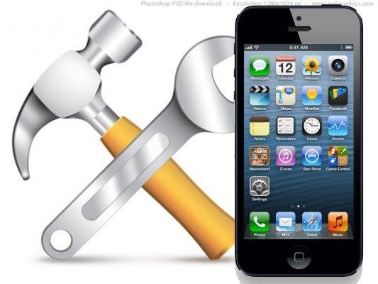 Срочный ремонт айфонов в СПБ с гарантией