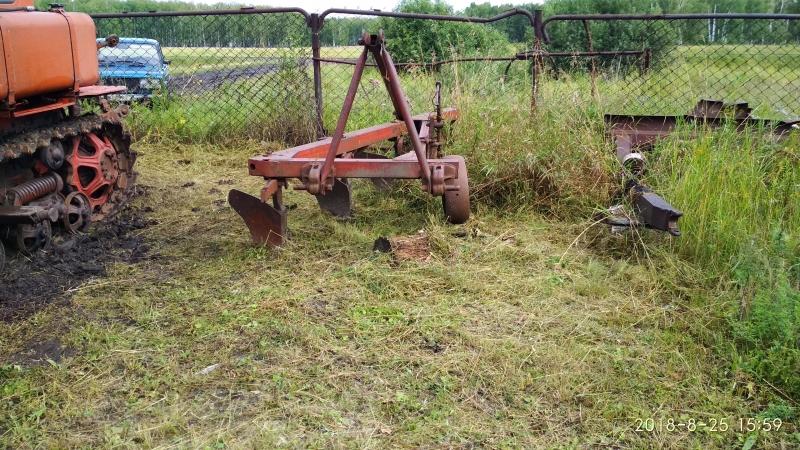 Плуги тракторные