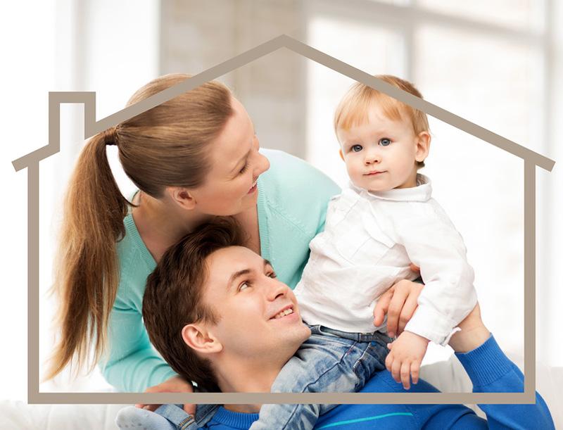 Поможем купить недвижимость в рассрочку