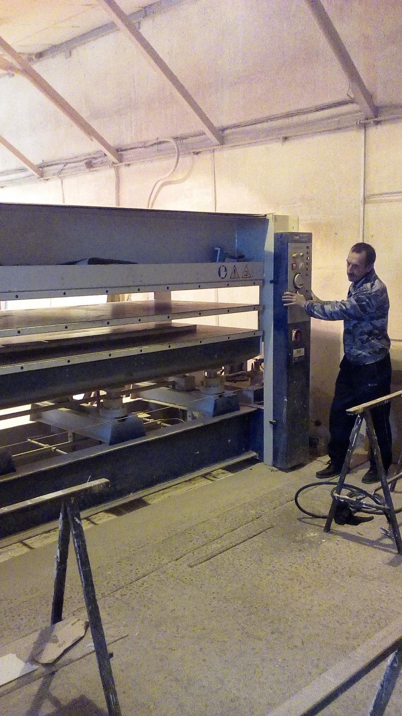 Продажа Б/У деревообрабатывающего оборудования