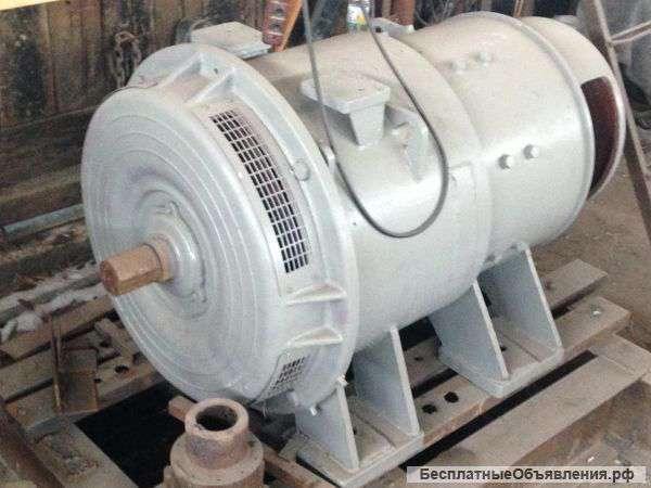 Преобразовательный агрегат ОПАМ140-160/1440 (двухмашиный агрегат эл.двигатель МА