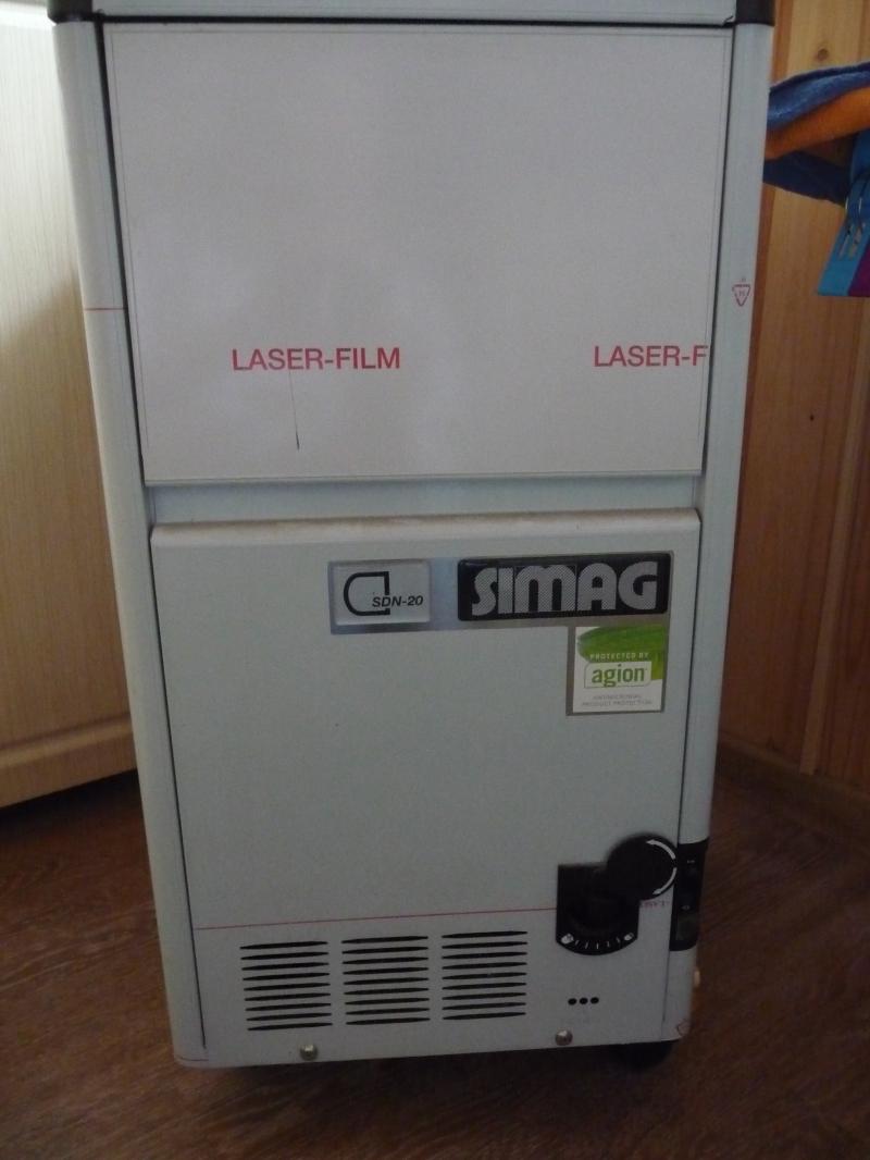 Льдогенератор SIMAG SD N18, 023 Квт