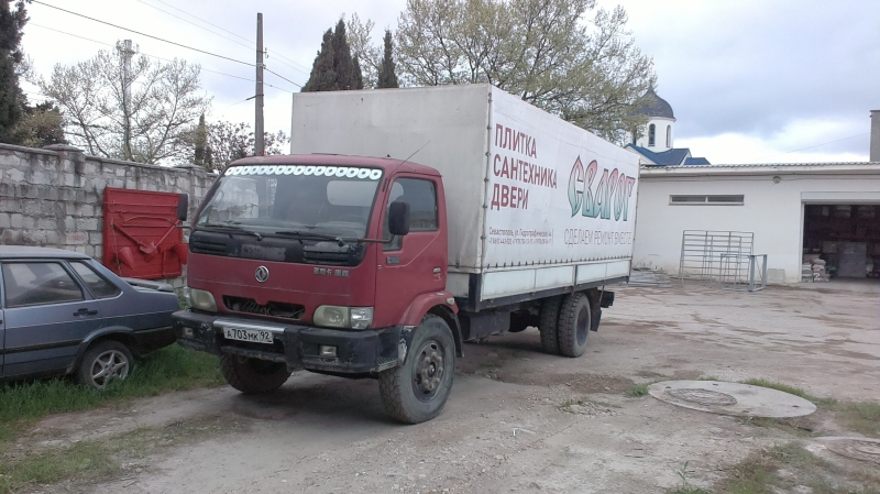 Продается грузовик DongFeng EQ 1074.