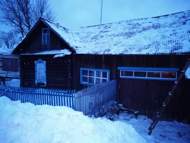 Дом в п. Менделеево Карагайского р-на