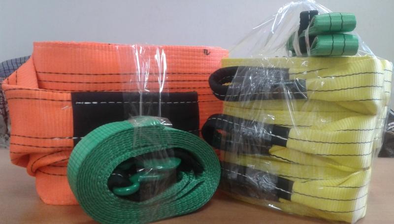 Стропы текстильные СТП
