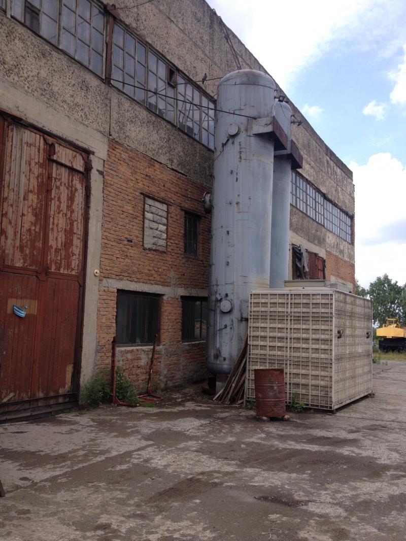 Продам производственное помещение высотой 9м.