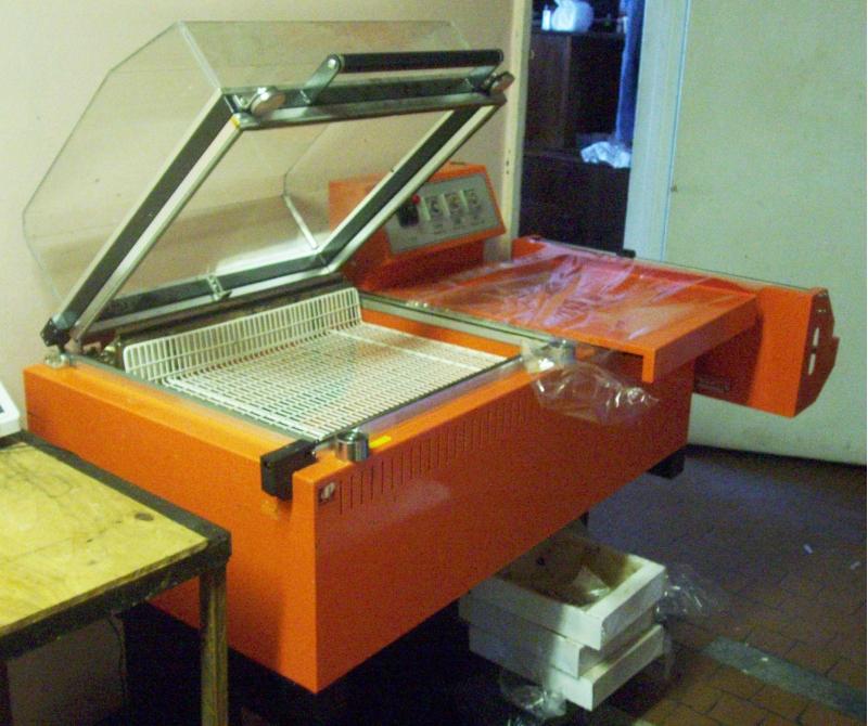 Упаковочная машина для упаковки в термоусадочную пленку