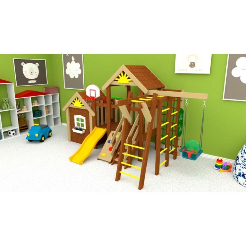 Детские игровые комплексы по выгодной цене!