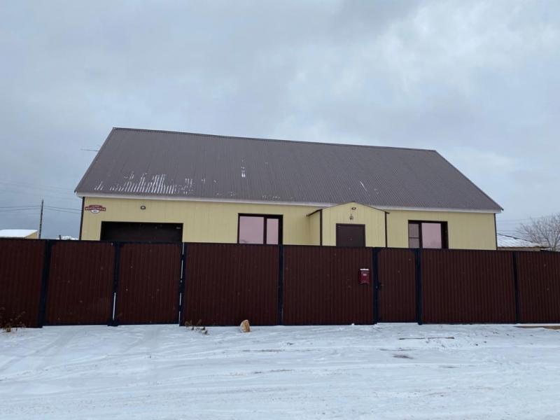 Дом 86 м2 новой постройки 2013 года