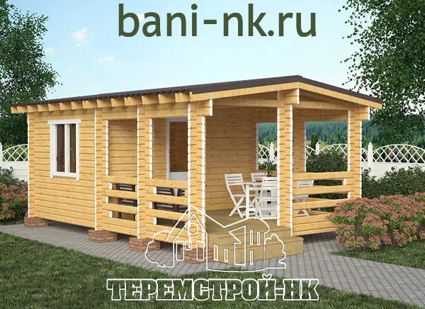 Строительство домов бань террас беседок