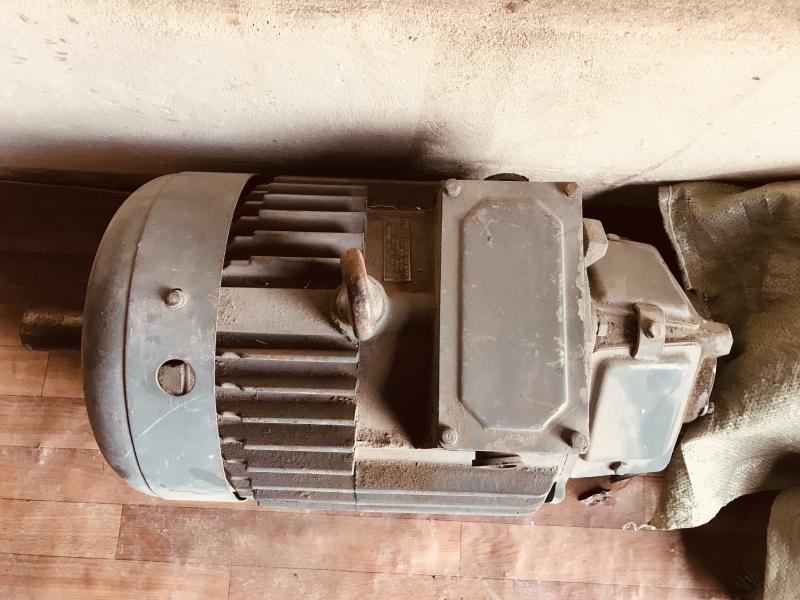 Крановый электродвигатель MTF 311-8 7,5 квт*690 об