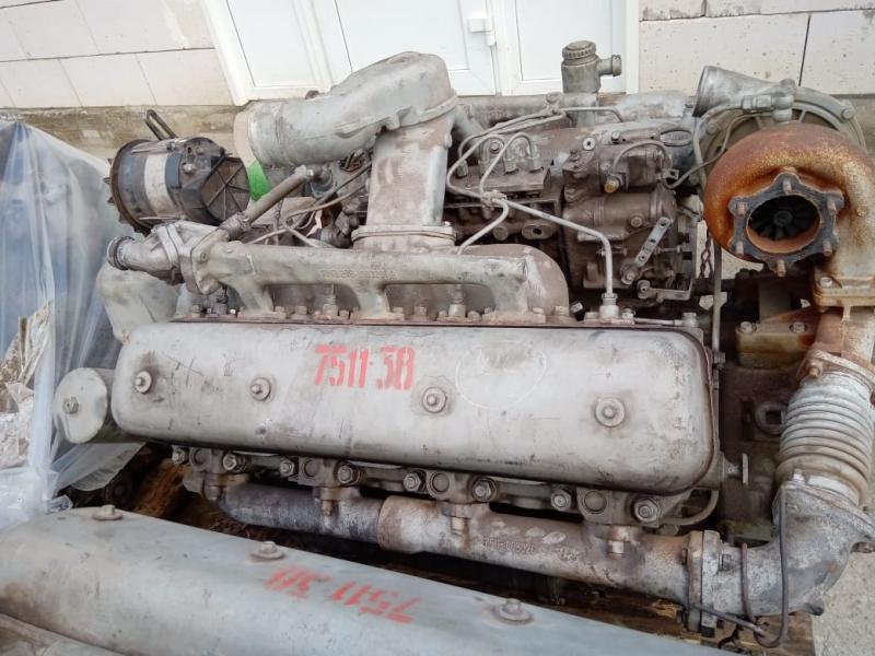 Запчасти двигателя ЯМЗ
