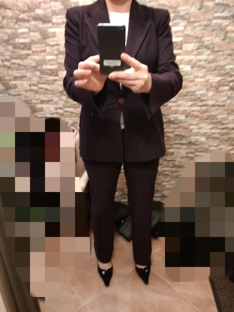 Брючный костюм Франция