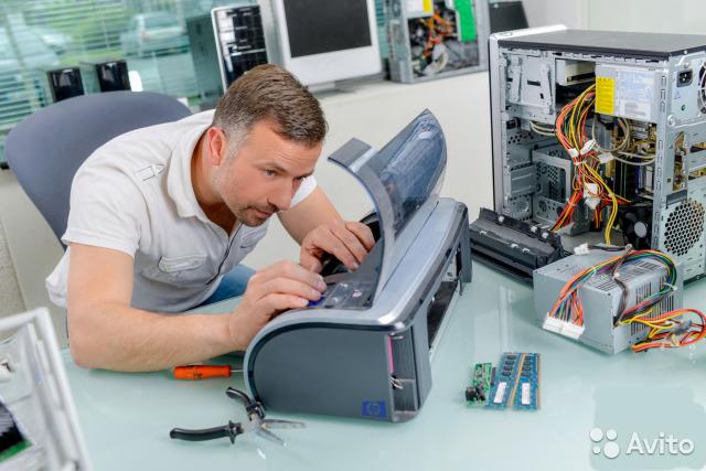 Частный мастер, Компьютерная помощь, ремонт компьютеров и ноутбуков