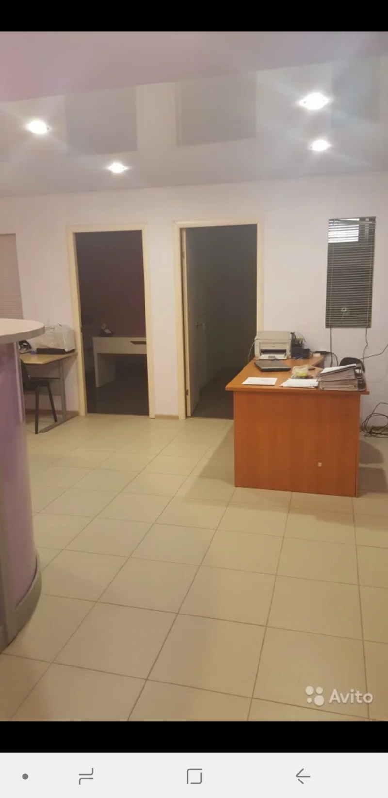 Офисные помещения, общая площадь 81.9