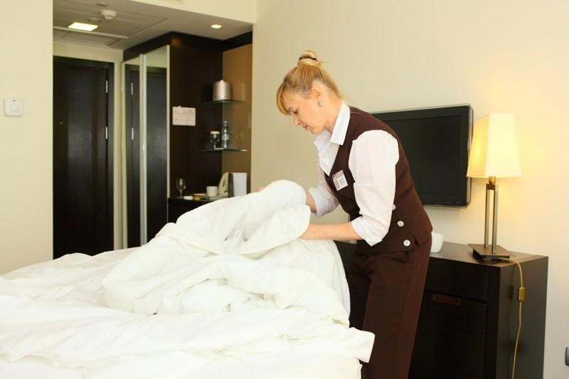 Требуется горничная для работы в гостинице в Ростове-на-Дону.