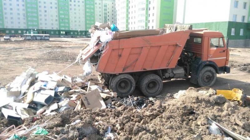 Песок,щебень,вывоз мусора