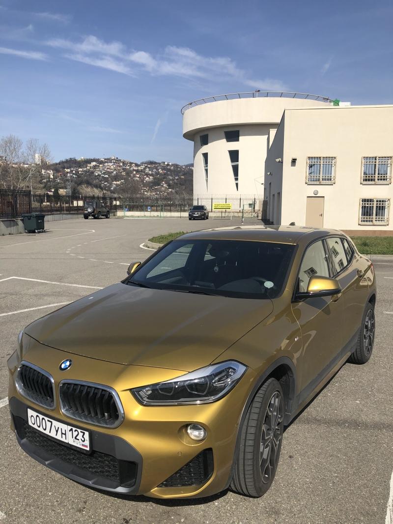Продам BMW X2