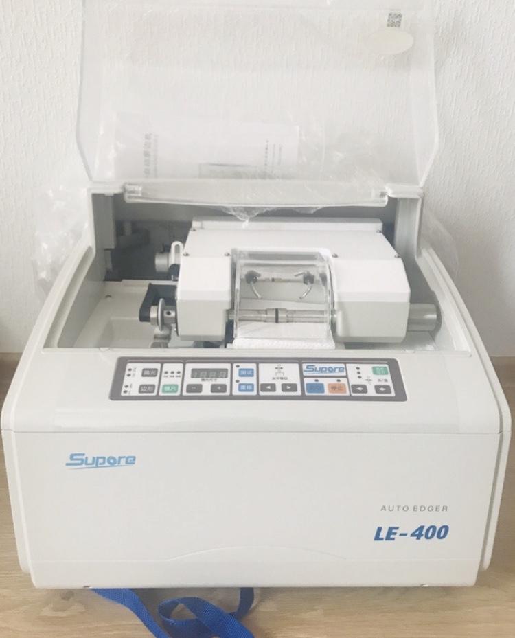 Станок для обточки очковых линз (полуавтомат)Supore LE-400