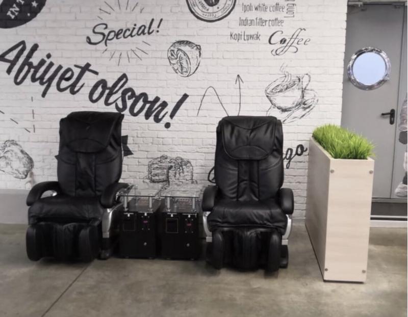 Продаю вендинговые массажные кресла