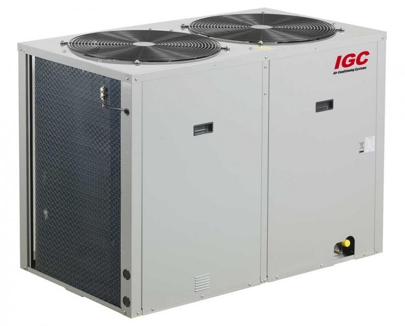 Компрессорно-конденсаторный блок IGC