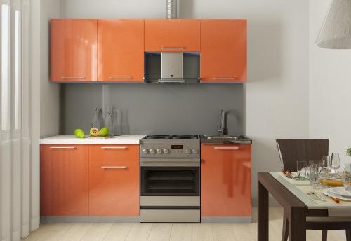Кухня МДФ 2,1метра