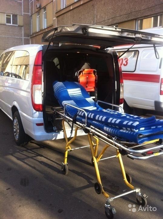 Перевозка лежачих больных в Москве