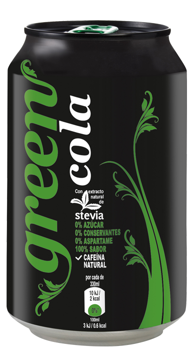 Green Cola Грин Кола