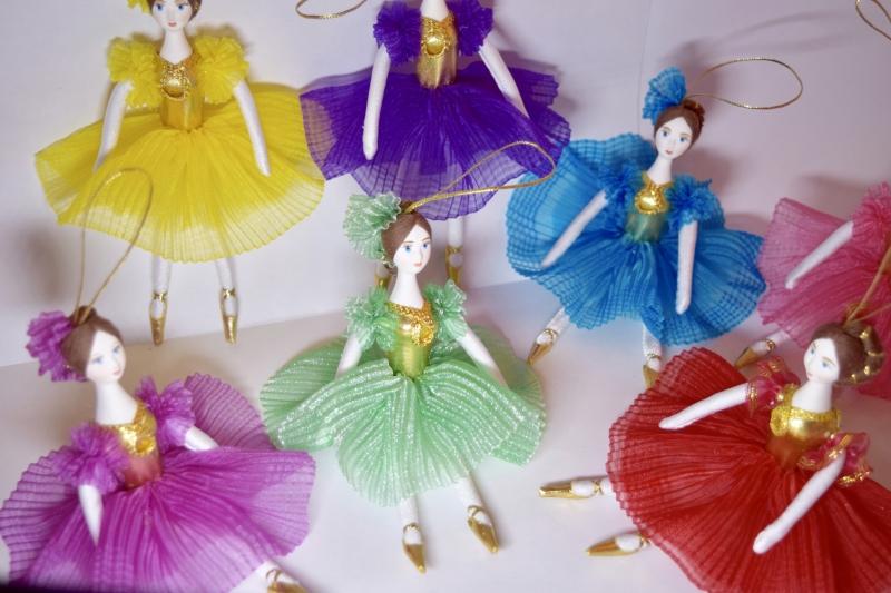#Сувенир,Куклы Балерины,игрушки Фарфоровые Ручной работы