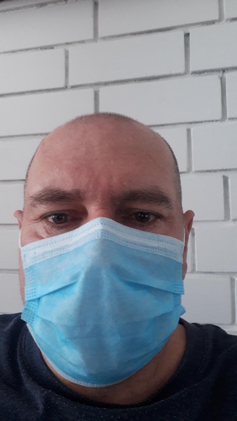 Тапочки одноразовые, маски профилактические