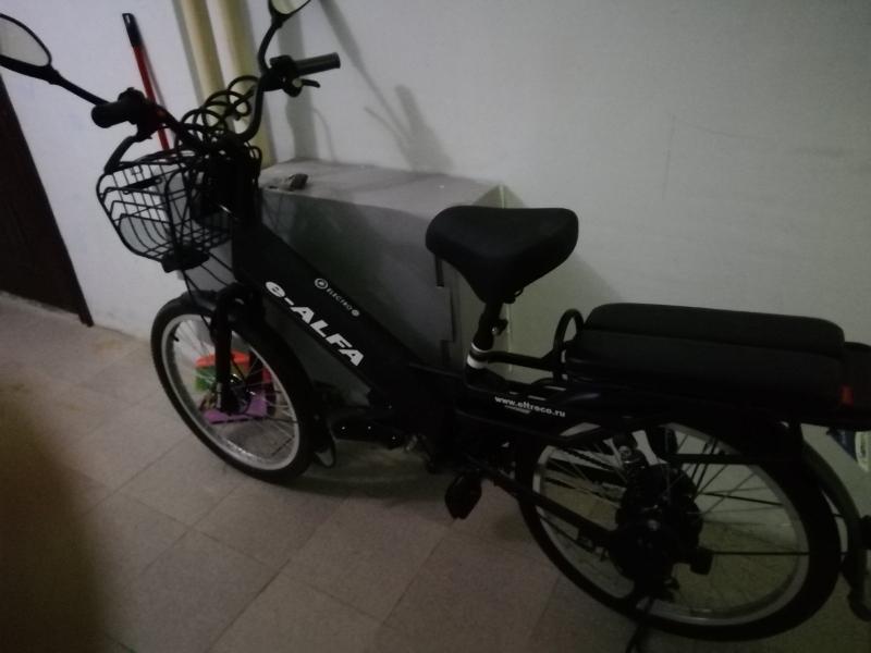 Продаю велогибрид City e-FLFA