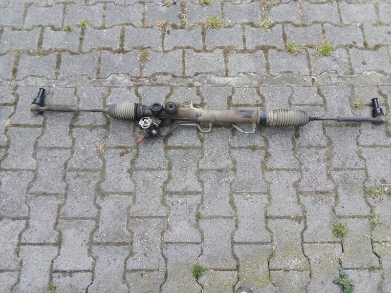 для HUMMER H3, БУ рулевая рейка в сборе со шрусами и наконечниками