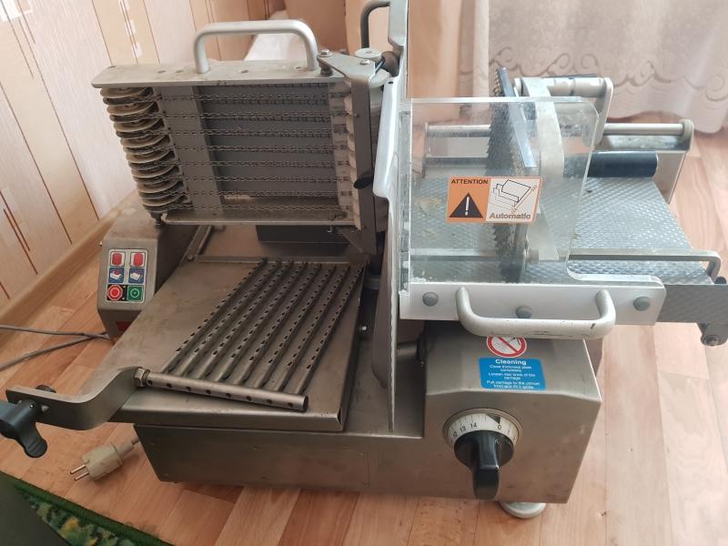 Автоматический слайсер scharfen va 2000