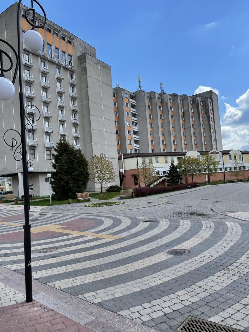 Гостиничный комплекс 10000 кв. м