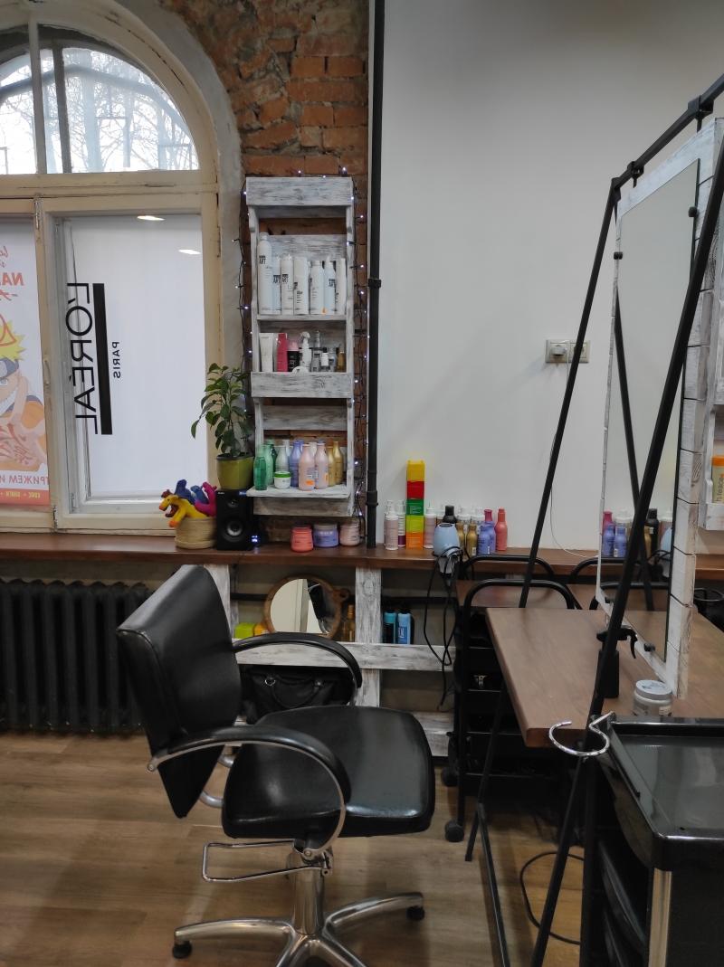 Продается парикмахерская студия