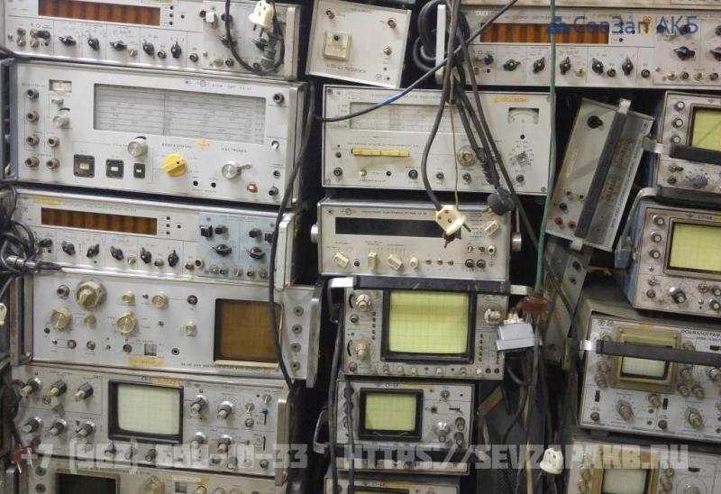 Радиодетали и радиоэлектронная аппаратура .