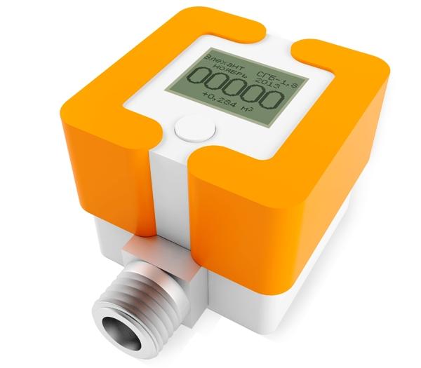 Установка Газового счётчика (прибор учёта газа)