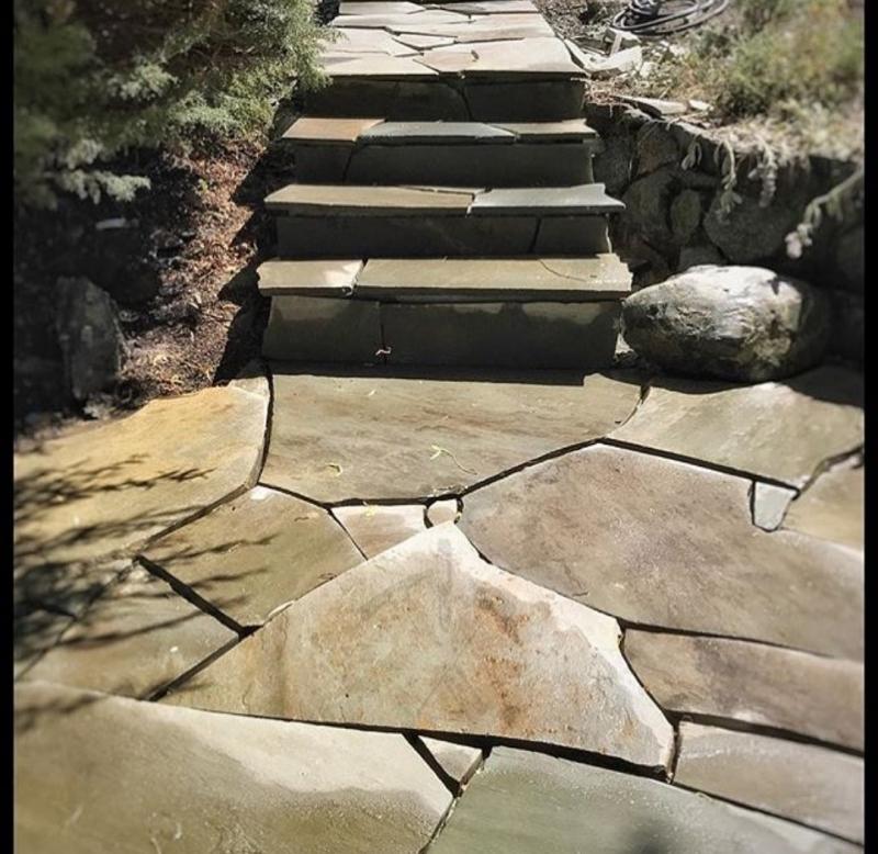 Природный камень пластушка песчаник