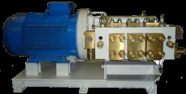 Продам насос высокого давления, установка насосная УН 100/320