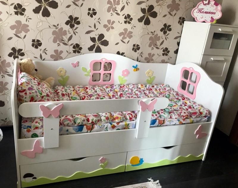 детская кровать от 1 года