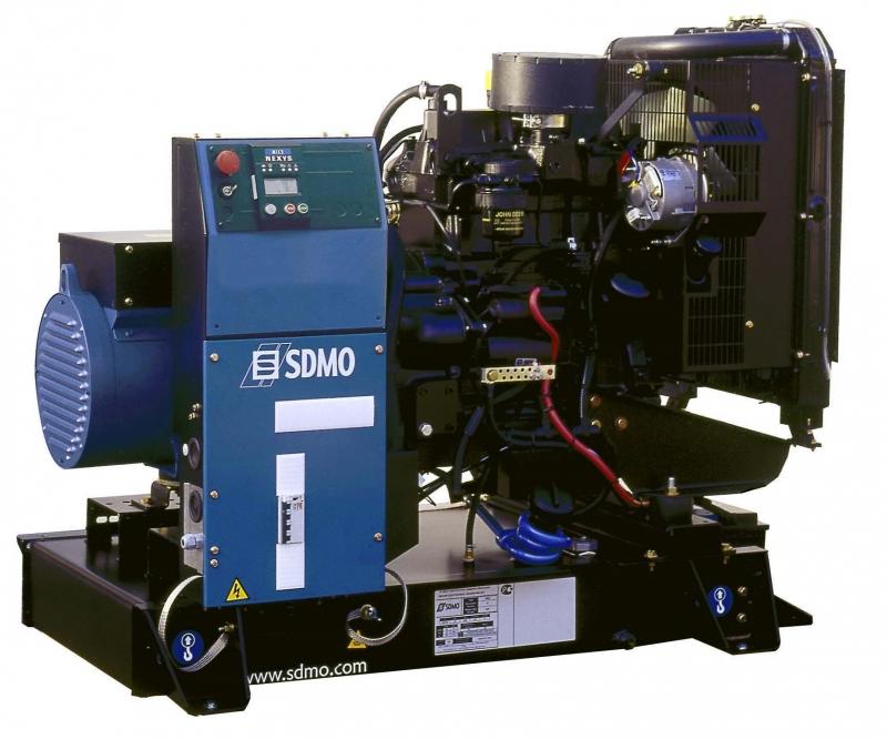 Генератор дизельный sdmo J 44K Nexys (32 кВт)