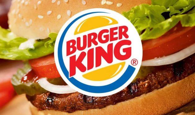 Сотрудник ресторана Бургер Кинг