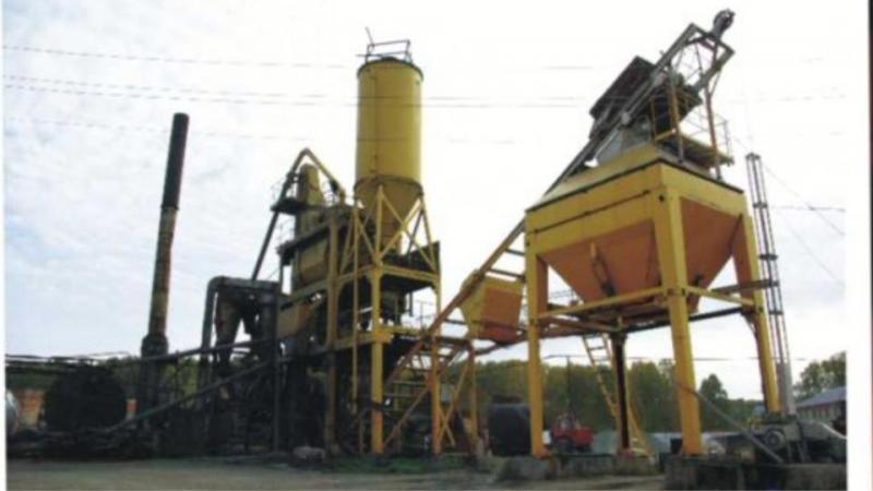2 Асфальто-бетонный завод дс-1858+ земельный участок