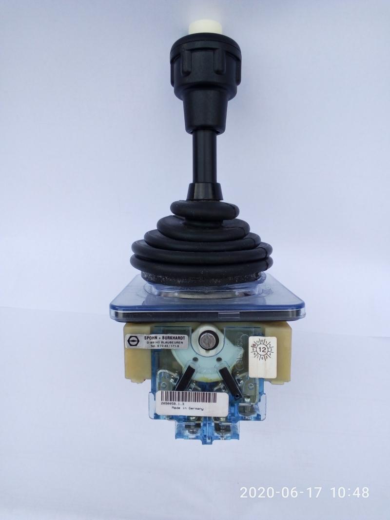 Продам: крановый командный аппарат управления движением (BURKHARDT) новый