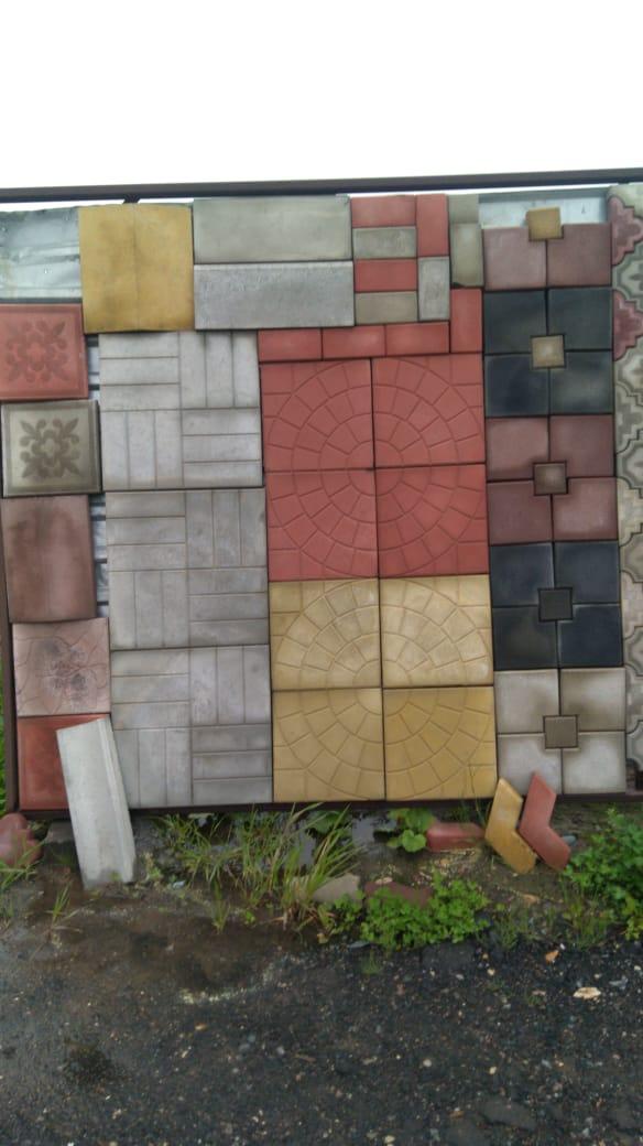 Тротуарная плитка, бордюрные камни,любые виды строительных работ.