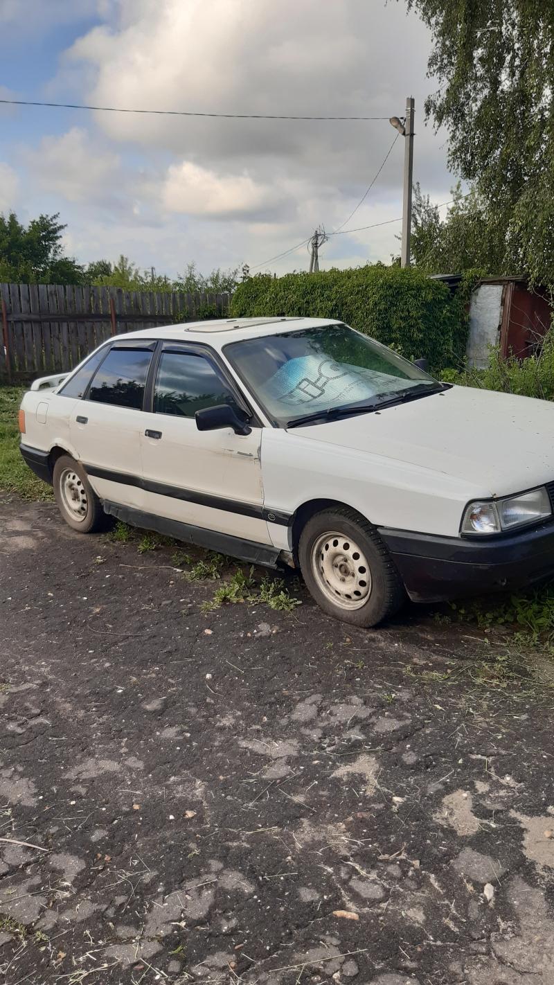 Audi 80, 1991г. Дв.1.8