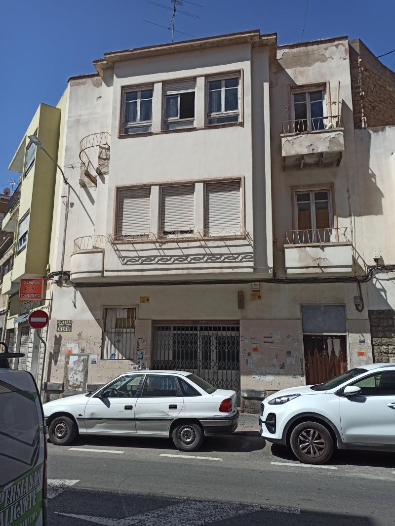 Продаётся здание в г.Аликанте (Испания)